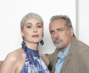 Ottavia Fusco ed Enzo Decaro