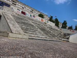 L'anfiteatro di Corviale