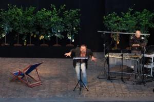 "Mimmo Borrelli in ""Napucalisse"""
