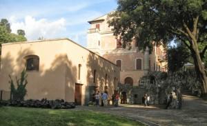 Teatro Scuderie Corsini di Villa Pamphilj