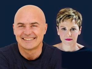 """Luca Zingaretti e Valeria Milillo in """"The pride"""""""