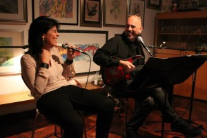Carlo Lomanto e Emilia Zamuner - Foto Ileana Bonadies