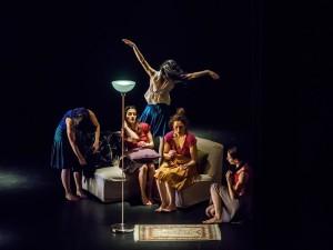 """""""Home"""", Dance Perugia. Teatro Cucinelli, Solomeo, Perugia."""