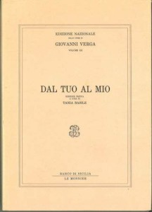 La copertina dell'opera