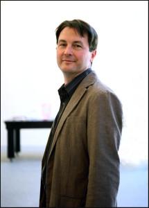 Il direttore artistico Gigi Cristoforetti. Foto Viola Berlanda