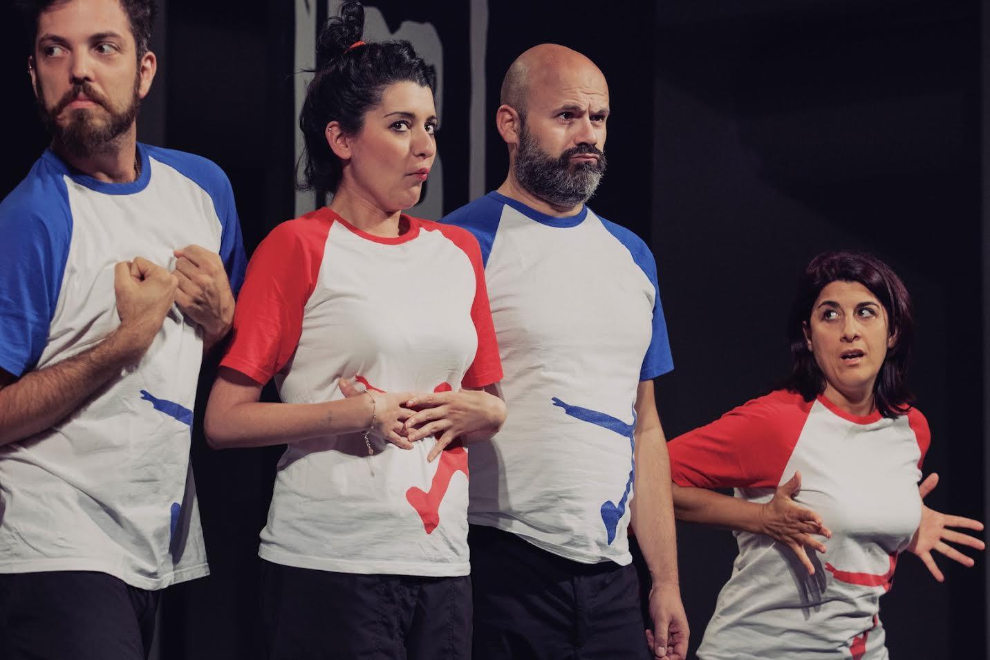 Ufficio Stampa Teatro Nuovo : Improteatro festival capitolo iv quartaparete