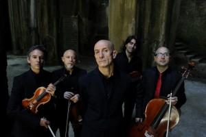 Servillo e i Solis String Quartet