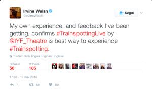 Il tweeet Welsh
