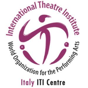 Il logo del Centro Italiano dell'International Theatre Institute