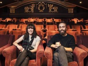 Danielle Swift e Asher Charman al Castle Cinema