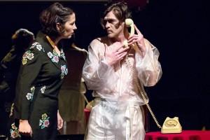 Ernesto Lama ed Elisabetta d'Acunzo_Positano Teatro Festival