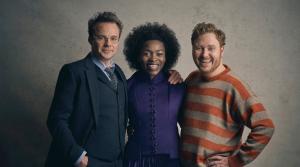 Il nuovo trio di attori