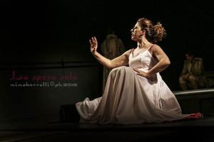 La sposa sola_Foto Nina Borrelli