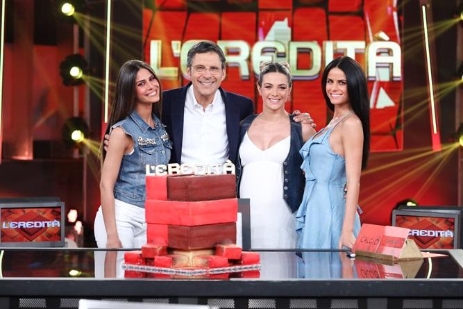 L'Eredità: il presentatore Carlo Conti prenderà il posto dell'amico Fabrizio Frizzi
