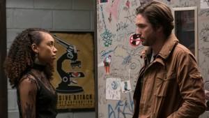 Il confronto tra Sam e Gabe nel capitolo VIII della seconda stagione.