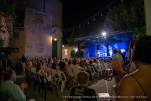 Il pubblico del Positano Teatro Festival. Foto Vito Fusco