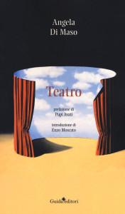 """La copertina del libro """"Teatro"""""""