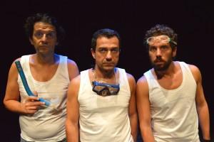 Antonio Buonanno, Orazio Cerino, Marco Mario De Notaris