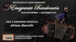 Emigrante Bandoneon