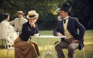 Keira Knightley e Dominic West