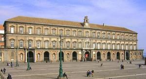 Palazzo Reale, sede della mostra