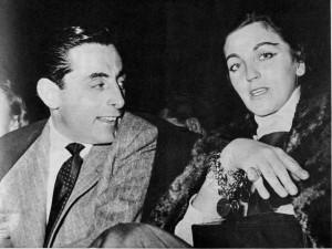 Fausto Coppi e Giulia Occhini