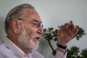 Renato Carpentieri. Foto Cesare Abbate