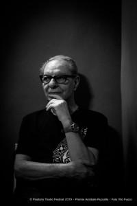Enzo Moscato. Foto Vito Fusco