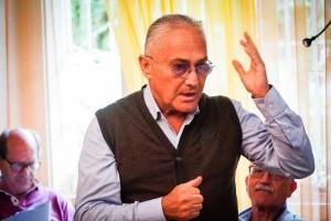Ciro Capano. Foto Cesare Abbate