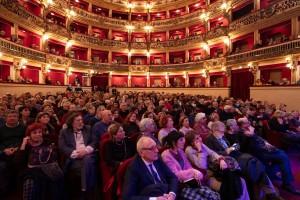 Il Teatro Bellini in una immagine di repertorio