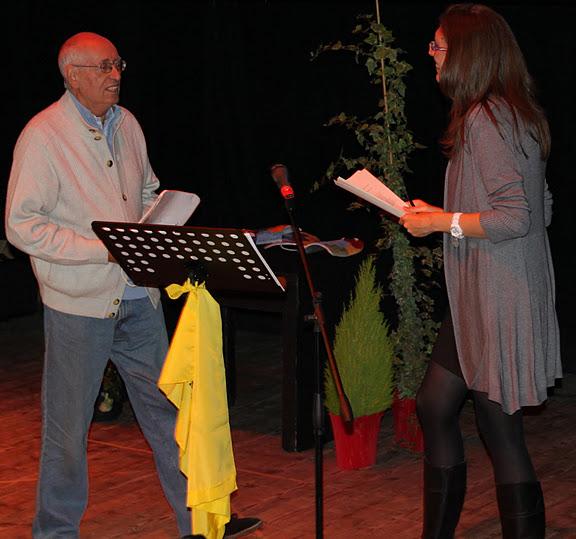 Santanelli riceve il Premio Landieri 2011