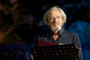 Mariano Rigillo, ospite della serata