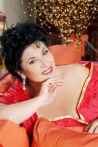 Marisa Laurito ne La signora delle mele