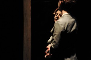 Nella foto di Marco Ghidelli, Gaia Aprea in UN PAIO DI OCCHIALI regia di Luca De Fusco 11