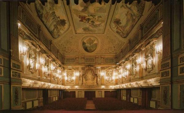 Teatrino di Corte, Palazzo  Reale-1