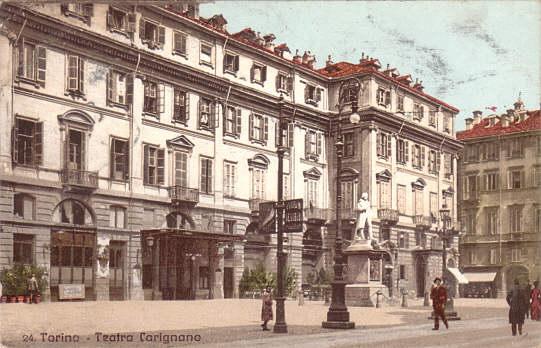 Teatro Carignano, Torino