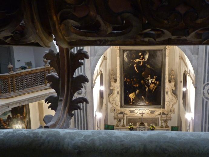 Caravaggio-Pio Monte della Misericordia