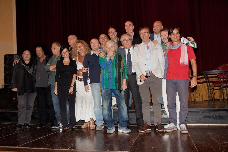 Conferenza stampa teatro Trianon.