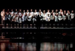Il Coro di voci bianche del san carlo