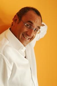 Gino Rivieccio, tra i protagonisti del Festival