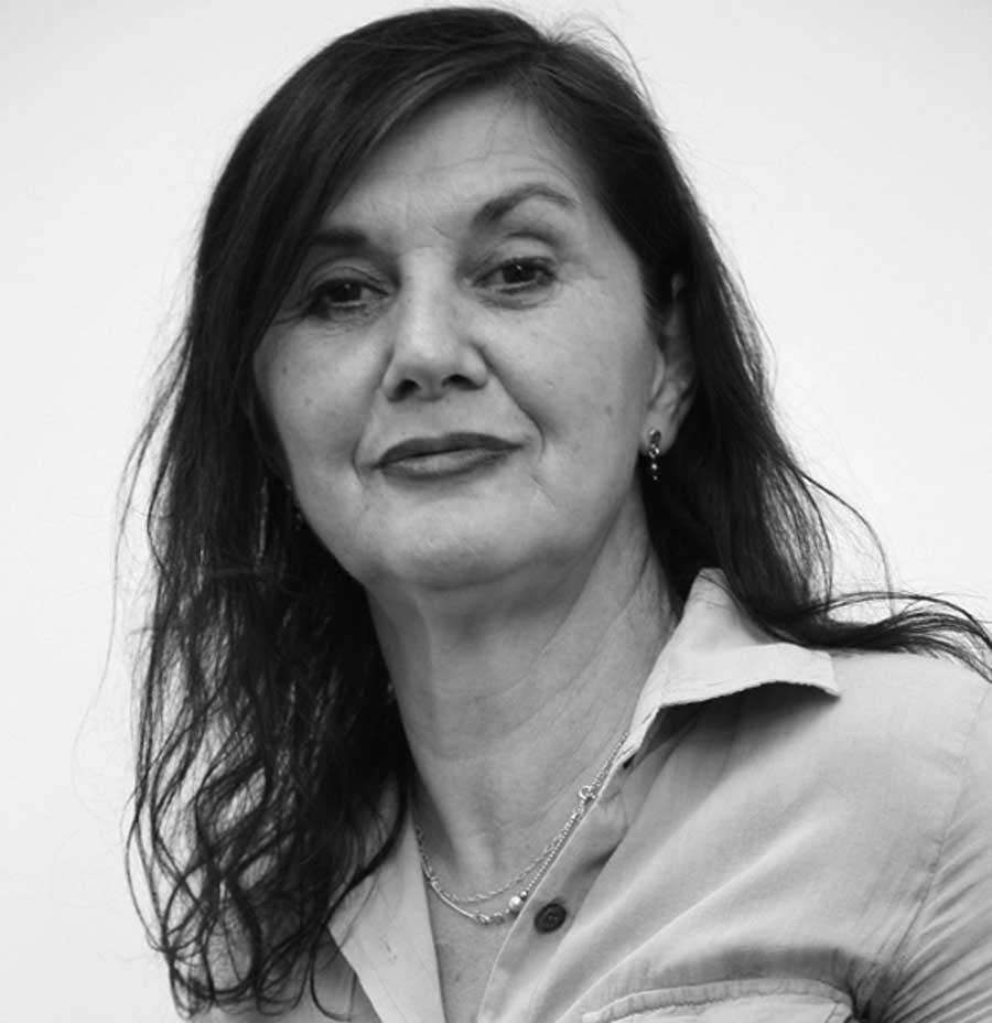 Nella foto Laura Angiulli