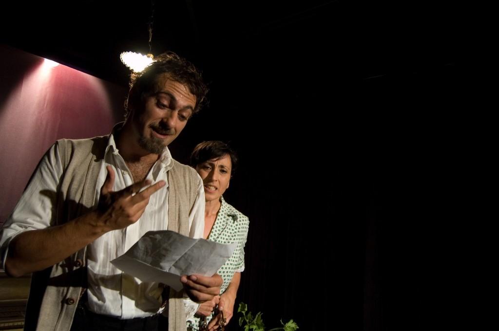 Nella foto: Luca Iervolino e Antonella Romano