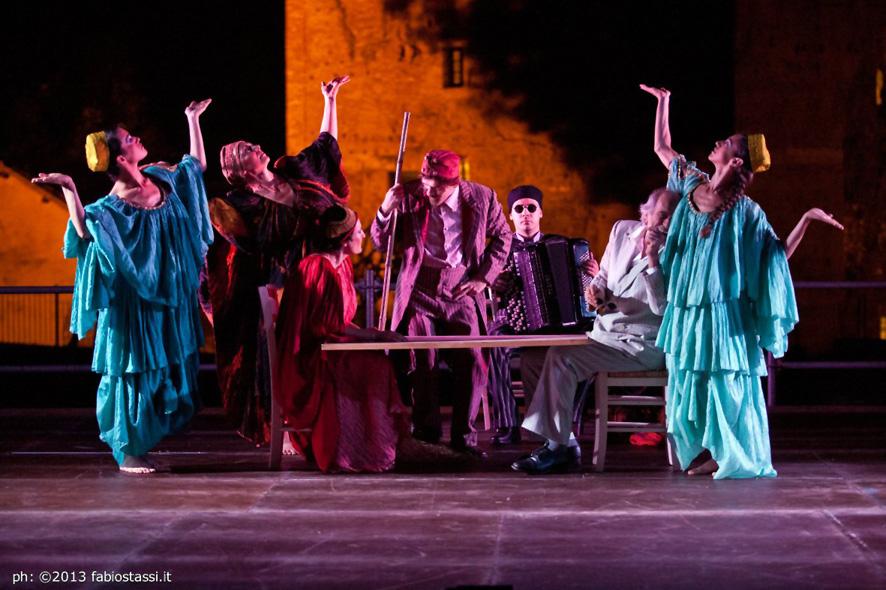 Teatri di Pietra a Piedimonte Matese | QuartaParete