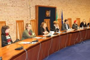 La conferenza stampa di presentazione del progeto