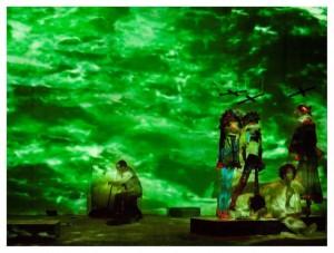 """""""La audiencia de los confines"""" di Jorgelina Cerritos (El Salvador) drammaturgia vincitrice dell'ultima edizione della Biennale"""