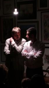 Raffaele Ausiello e Carlo Caracciolo