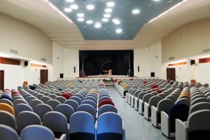 Teatro dei Piccoli - la platea